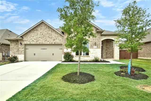 520 Scenic Bluff Dr, Georgetown, TX 78628 (#2377290) :: Azuri Group   All City Real Estate