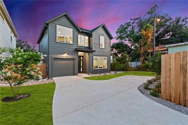 3413-2 Pennsylvania Ave, Austin, TX 78721 (#2377330) :: Papasan Real Estate Team @ Keller Williams Realty
