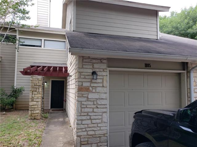512 Eberhart Ln #1805, Austin, TX 78745 (#2378741) :: Lancashire Group at Keller Williams Realty