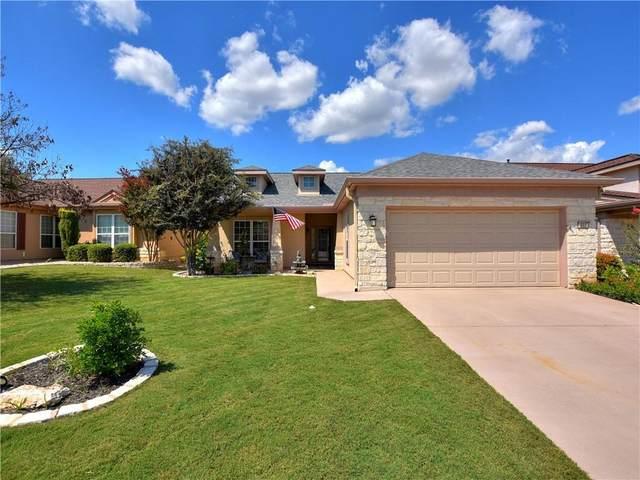 602 Deer Meadow Cir, Georgetown, TX 78633 (#2380464) :: Sunburst Realty