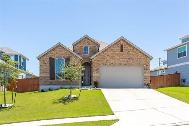 11809 American Mustang Loop, Manor, TX 78653 (MLS #2384250) :: Vista Real Estate