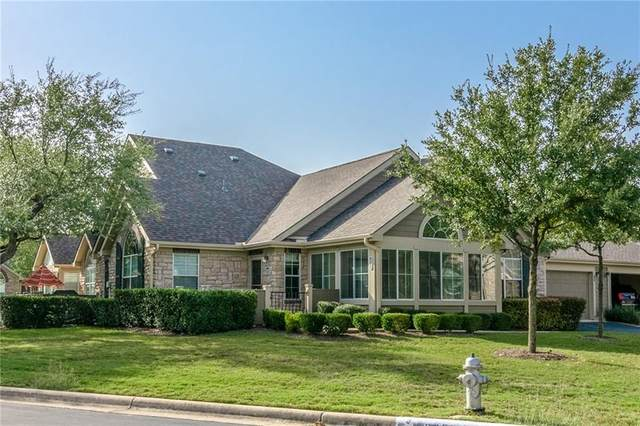 30 Wildwood Dr #202, Georgetown, TX 78633 (#2387781) :: RE/MAX IDEAL REALTY