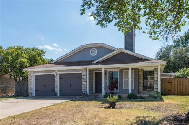 205 Rockcrest Dr, Georgetown, TX 78628 (#2389264) :: RE/MAX Capital City