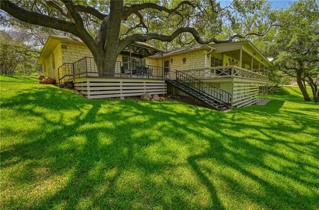 1110 S Rockwood Dr, Burnet, TX 78608 (#2390764) :: The Myles Group | Austin
