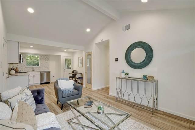6907 Cherrydale Dr, Austin, TX 78745 (#2392094) :: Papasan Real Estate Team @ Keller Williams Realty