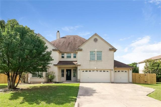 113 Silver Lace Ln, Round Rock, TX 78664 (#2393466) :: The Heyl Group at Keller Williams