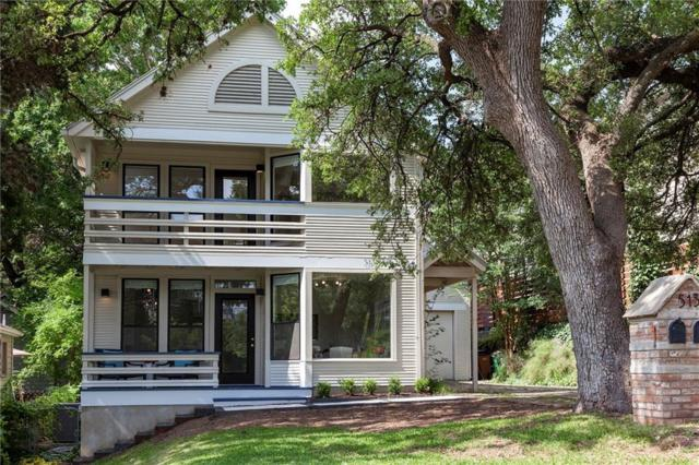 513 E Monroe St A, Austin, TX 78704 (#2395723) :: The Heyl Group at Keller Williams