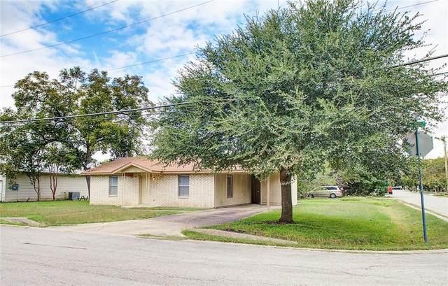 108 E Pecan St, Hutto, TX 78634 (#2395894) :: Papasan Real Estate Team @ Keller Williams Realty
