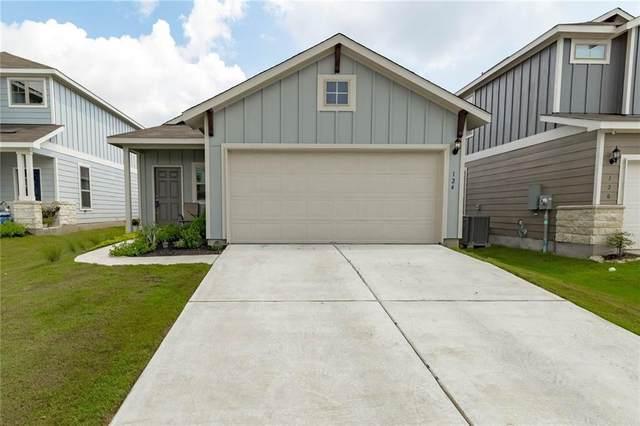 124 Green Egret Way, Leander, TX 78642 (#2396491) :: Papasan Real Estate Team @ Keller Williams Realty