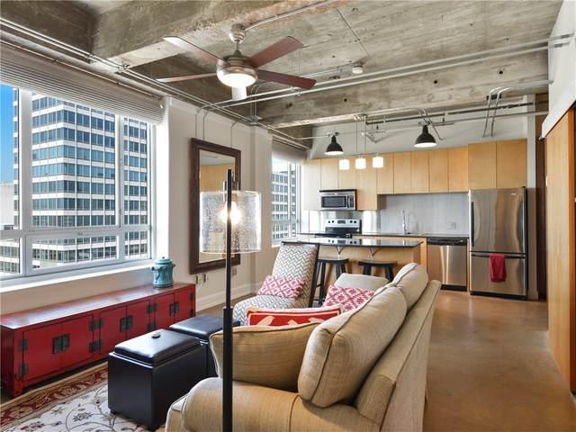 710 Colorado St 9C, Austin, TX 78701 (#2397418) :: Papasan Real Estate Team @ Keller Williams Realty
