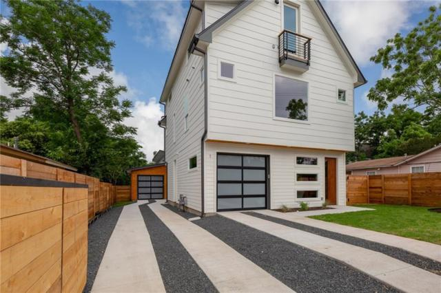 1144 Mansell Ave #1, Austin, TX 78721 (#2397938) :: The Heyl Group at Keller Williams