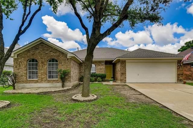 3004 Flower Hill Dr, Round Rock, TX 78664 (#2398194) :: Ben Kinney Real Estate Team