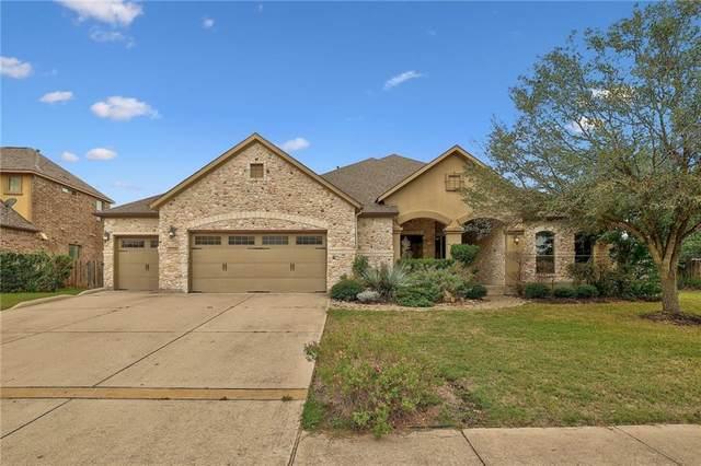 2942 Desert Candle Dr, Round Rock, TX 78681 (MLS #2399965) :: Vista Real Estate