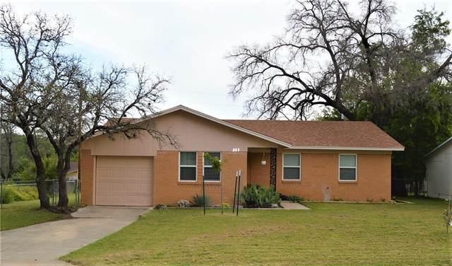 205 Skyview Dr, Lampasas, TX 76550 (#2400389) :: The Myles Group | Austin