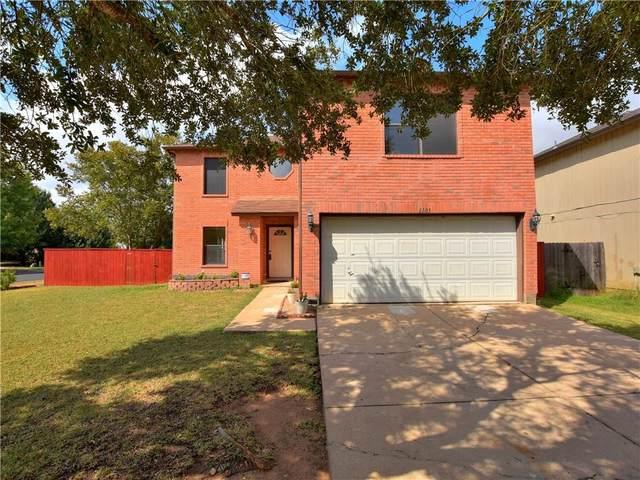 1105 Thorn Creek Pl, Round Rock, TX 78664 (#2400588) :: Papasan Real Estate Team @ Keller Williams Realty