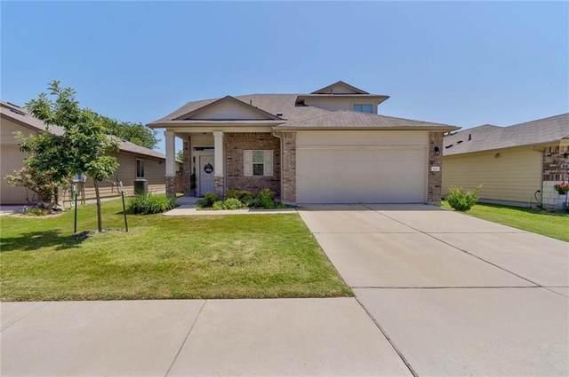620 Pinnacle Dr, Georgetown, TX 78626 (#2401999) :: Papasan Real Estate Team @ Keller Williams Realty