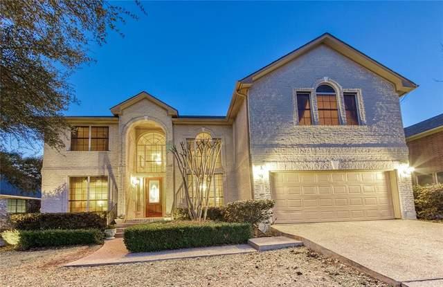 3108 Portola Ct, Austin, TX 78738 (#2403777) :: Papasan Real Estate Team @ Keller Williams Realty