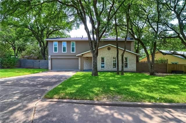 12025 Cabana Ln, Austin, TX 78727 (#2406566) :: Papasan Real Estate Team @ Keller Williams Realty