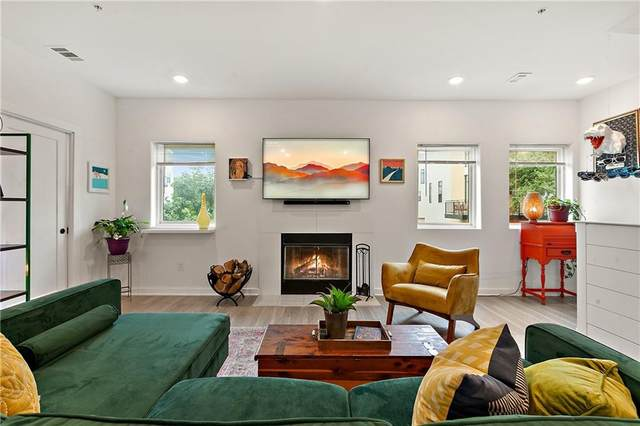 5924 S Congress Ave 161-S, Austin, TX 78745 (#2410645) :: Papasan Real Estate Team @ Keller Williams Realty