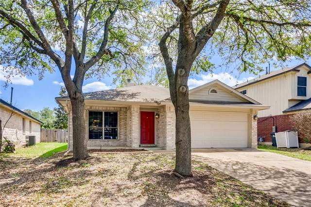 810 House Creek Dr, Leander, TX 78641 (#2411372) :: ORO Realty