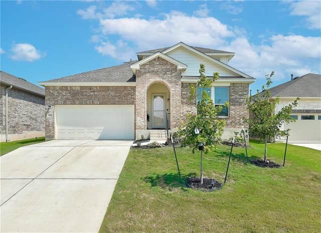 551 Tanda Ln, Hutto, TX 78634 (#2411512) :: Papasan Real Estate Team @ Keller Williams Realty