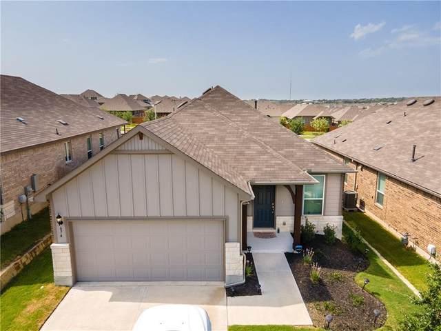 674 Bayberry Cir, Buda, TX 78610 (#2411575) :: Papasan Real Estate Team @ Keller Williams Realty