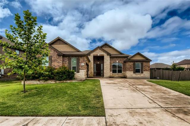 817 Lonesome Lilly Way, Pflugerville, TX 78660 (#2412308) :: Papasan Real Estate Team @ Keller Williams Realty