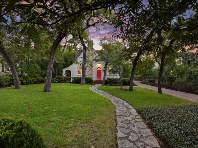 2207 Quarry Rd, Austin, TX 78703 (#2415093) :: The Perry Henderson Group at Berkshire Hathaway Texas Realty