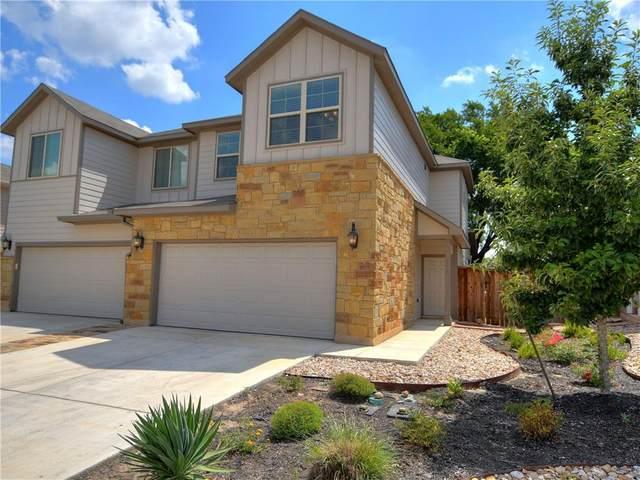374 Madison Oaks Ave 12B, Georgetown, TX 78626 (MLS #2415666) :: Brautigan Realty