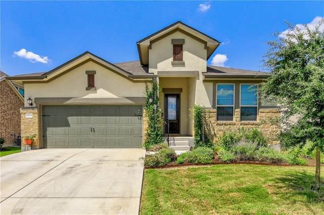 5624 Sambuco St, Round Rock, TX 78665 (#2415720) :: Papasan Real Estate Team @ Keller Williams Realty