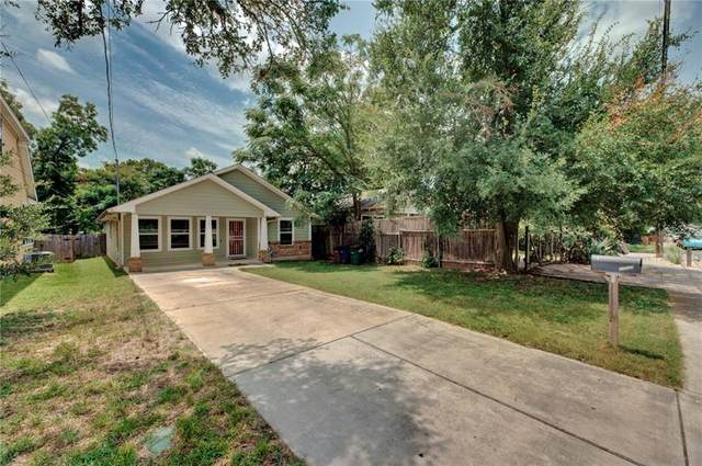 2003 E 13th St A, Austin, TX 78702 (#2416633) :: Ben Kinney Real Estate Team