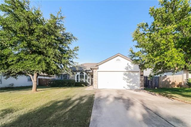 406 Ballentine Ct, Hutto, TX 78634 (#2419074) :: The Perry Henderson Group at Berkshire Hathaway Texas Realty