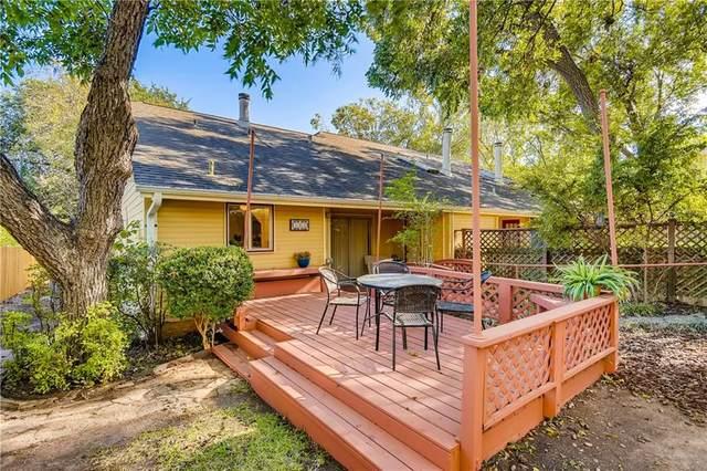 2601 Del Curto Rd #103, Austin, TX 78704 (#2419499) :: Zina & Co. Real Estate