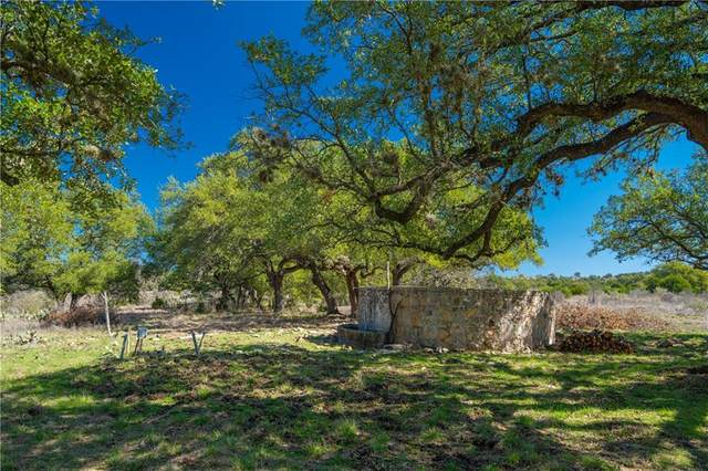 0 Shovel Mountain Road, Round Mountain, TX 78663 (#2420308) :: The Summers Group