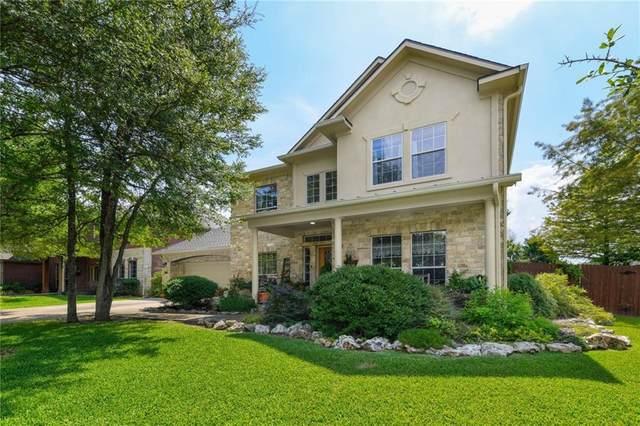 111 Buckshot Way, Cedar Park, TX 78613 (#2422457) :: The Myles Group | Austin