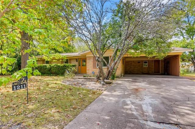 1211 Sahara Ave, Austin, TX 78745 (#2423865) :: Front Real Estate Co.