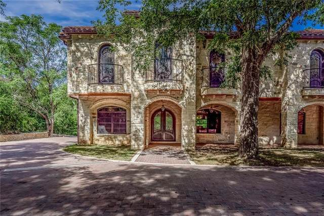 3105 Fritz Hughes Park Dr D, Austin, TX 78732 (#2427033) :: Papasan Real Estate Team @ Keller Williams Realty
