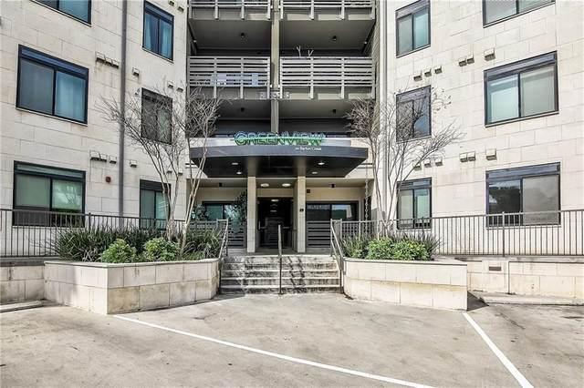 3600 S Lamar Blvd #116, Austin, TX 78704 (#2427213) :: Douglas Residential