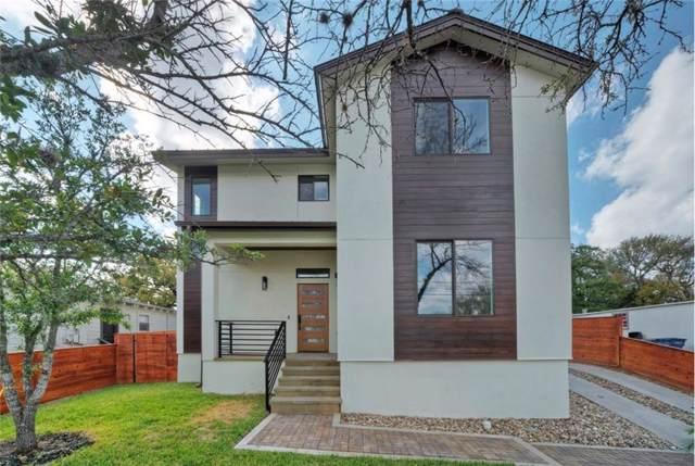 5213 Delores Ave, Austin, TX 78721 (#2427907) :: Douglas Residential