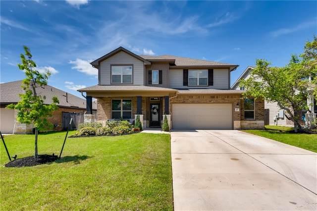 145 Gunnison Way, Kyle, TX 78640 (#2428008) :: Papasan Real Estate Team @ Keller Williams Realty