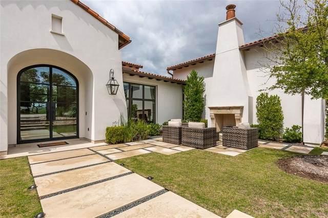 5729 Krause Ln 4A, Austin, TX 78738 (#2429799) :: Front Real Estate Co.