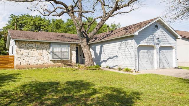 4606 Sidereal Dr, Austin, TX 78727 (#2430877) :: Green City Realty
