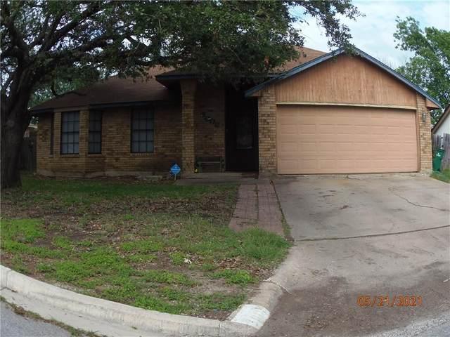 3008 Bull Run, Taylor, TX 76574 (#2432282) :: The Perry Henderson Group at Berkshire Hathaway Texas Realty