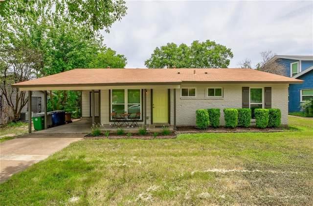 7515 Carriage Dr, Austin, TX 78752 (#2433617) :: Papasan Real Estate Team @ Keller Williams Realty