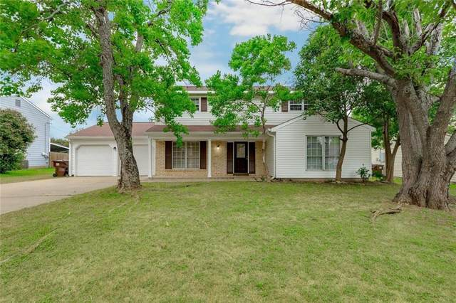 1706 Lime Rock Dr, Round Rock, TX 78681 (#2434879) :: Service First Real Estate