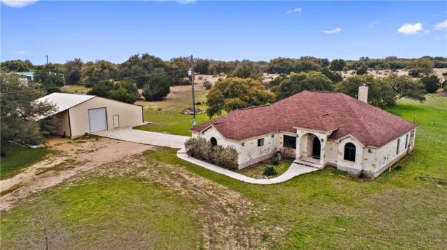 150 Amber Oaks, Burnet, TX 78611 (#2437498) :: Papasan Real Estate Team @ Keller Williams Realty