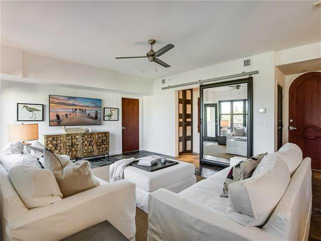 1812 West Ave #400, Austin, TX 78701 (#2437804) :: Zina & Co. Real Estate