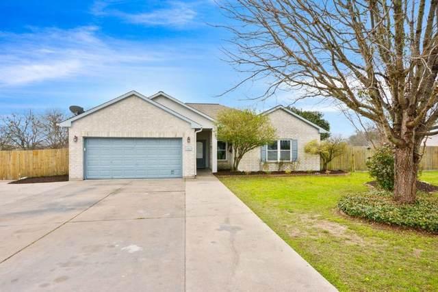 106 Axis Deer Trl, Hutto, TX 78634 (#2440729) :: Papasan Real Estate Team @ Keller Williams Realty