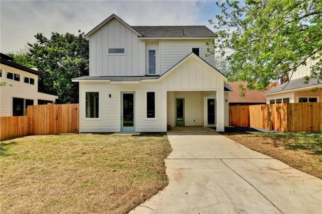2911 E 4th St #2, Austin, TX 78702 (#2444739) :: Ana Luxury Homes