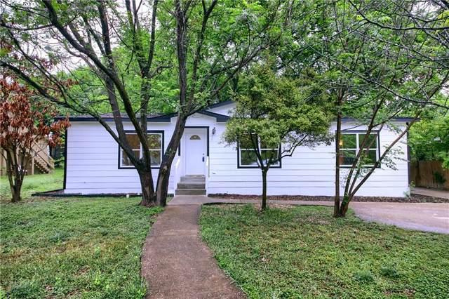 310 Hackberry Ln, Austin, TX 78753 (#2445463) :: Papasan Real Estate Team @ Keller Williams Realty